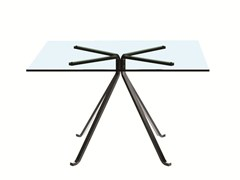 - Square table CUGINO - Driade