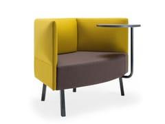 - Guest chair CUMULUS | Easy chair - Sedes Regia