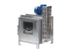 Evacuatore di fumo e calore a ventilazione forzataCVT HT - O.ERRE
