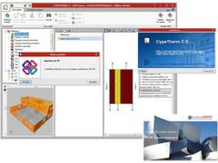 Certificazione energetica (L.10 91, DLgs 311 06)CYPETHERM CE - INTERSTUDIO