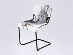 - Cantilever chair D-LIGHT BEAUTY AND THE BEAST - KUBIKOFF