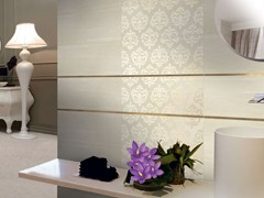 - Double-fired ceramic wall tiles DAMASCATO - CERAMICHE BRENNERO