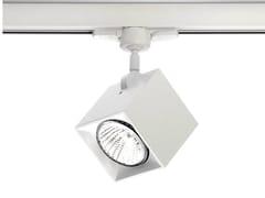- LED metal Track-Light DAU - Milan Iluminación