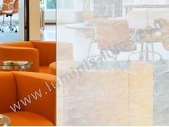 Pellicola per vetri adesiva decorativaDECO-510i - LUMINIS FILMS
