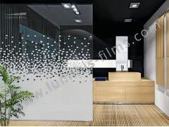 Pellicola per vetri adesiva decorativaDECO-535i - LUMINIS FILMS