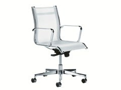 - Low back executive chair DEKORA | Executive chair - Quadrifoglio Sistemi d'Arredo