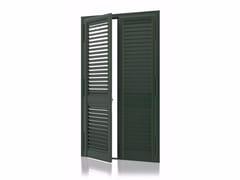 - Aluminium security shutter with adjustable louvers DEKORA Armored Adjustable - Kikau