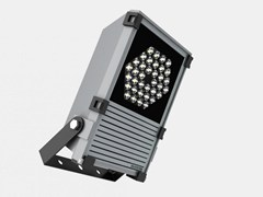 Proiettore per esterno a LED orientabile in alluminio pressofusoDELTA - ES-SYSTEM