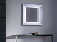 - Specchio quadrato con illuminazione integrata DENVER UP | Specchio quadrato - SOVET ITALIA