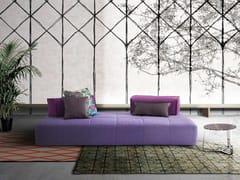 - Fabric sofa with removable cover MOSS | Sofa - Divanidea