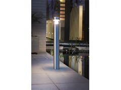 Paletto luminoso a LED in metalloDESPO FL - BEL-LIGHTING