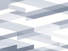 - Geometric non-woven paper wallpaper DIAGONAL #04 - EXTRATAPETE