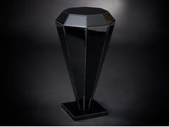 - Glass pedestal DIAMANTE | Pedestal - VGnewtrend