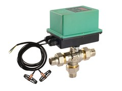 Valvola motorizzata miscelatrice/termoregolatrice DIAMIX L / COMPAMIX L / UNIMIX L -