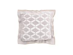 Cuscino quadrato in cotoneDIAMON LACE | Cuscino quadrato - SANS TABÙ