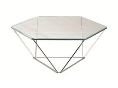 - Coffee table for living room DIAMOND - ROCHE BOBOIS