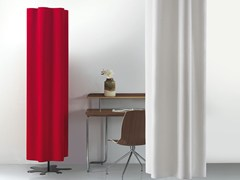 - Decorative acoustical panels DIESIS FREESTANDING - Caimi Brevetti