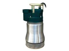 Drenaggio acque chiare con sostanze abrasiveDIG 1100/1500/1800/2200 - DAB PUMPS