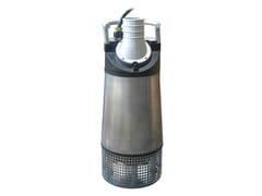 Drenaggio acque chiare con sostanze abrasiveDIG 3700/ 5500/ 8500/11000 - DAB PUMPS