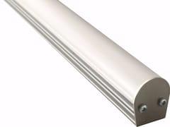 - Profilo per illuminazione da soffitto in alluminio per moduli LED DISSIPANTE ALTO - GLIP by S.I.L.E