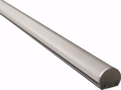 - Ceiling mounted aluminium Linear lighting profile for LED modules DISSIPANTE BASSO - GLIP by S.I.L.E