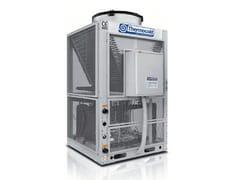 Refrigeratore e pompa di calore modulare aria/acquaDOMINO - TCM