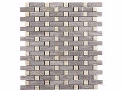 - Marble mosaic BOITE - CLASSIC BOX - DOMUS - Lithos Mosaico Italia - Lithos