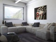 Finestra con doppio vetro in PVCDOMUS | Finestra - NURITH