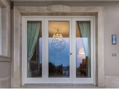 Porta-finestra a battente in legno e vetroPorta 13 - GARDEN HOUSE LAZZERINI