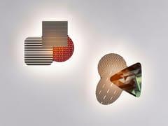 Applique a LED in cristalloDOPPLER | Applique - BONALDO
