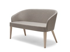 - Fabric small sofa DORIS 260 - Origins 1971