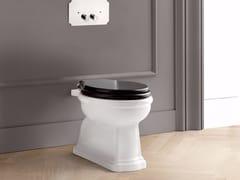 - Ceramic toilet DOROTHY | Toilet - BATH&BATH
