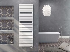 - Electric wall-mounted carbon steel towel warmer DORY | Electric towel warmer - CORDIVARI