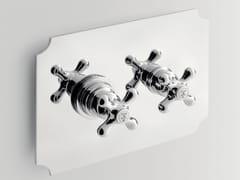 - Miscelatore termostatico per doccia con piastra DOVER | Miscelatore termostatico per doccia - BATH&BATH