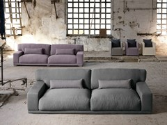 - Sectional 3 seater fabric sofa DOYLE | 3 seater sofa - Domingo Salotti