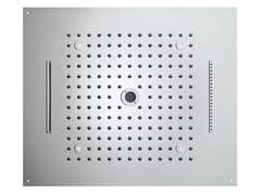 - Contemporary style LED overhead shower Dream 4 Sprays - LED LIGHTS - Bossini