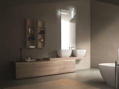Mobile lavabo con specchioDRESS 02 - ARBLU