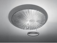 - Indirect light die cast aluminium ceiling lamp DROPLET MINI | Ceiling lamp - Artemide Italia