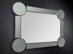 - Wall-mounted framed hall mirror DRUMMOND | Rectangular mirror - VGnewtrend