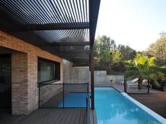 - Aluminium solar shading DUFIX 35T AL - INDÚSTRIAS DURMI