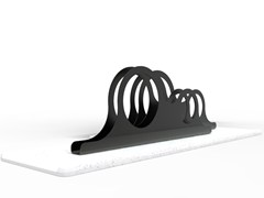 Portabici in acciaio zincatoDUNE - MANUFATTI VISCIO