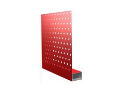 - Perforated metal Panel for facade DUPANEL PERFORÉE - INDÚSTRIAS DURMI
