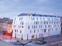 6 Revestimientos de parede 3D para fachadas