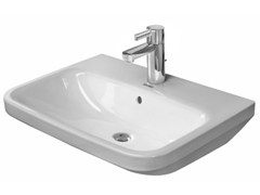 - Rectangular washbasin DURASTYLE | Washbasin - DURAVIT