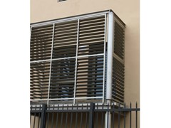 - Adjustable extruded aluminium solar shading DUTEC 110S | Solar shading - INDÚSTRIAS DURMI