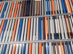 - Adjustable aluminium solar shading DUTEC 210E | Solar shading - INDÚSTRIAS DURMI