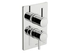 - Miscelatore termostatico per doccia con deviatore DYNAMICA 88 - 8880198 - Fir Italia