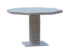 - Octogonal table DYNASTY 22463 - SKYLINE design