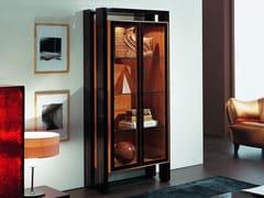 Vetrina in legno e vetroE 1318 | Vetrina - ANNIBALE COLOMBO