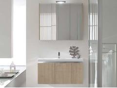 - Sistema bagno componibile E.GÒ - COMPOSIZIONE 11 - Arcom